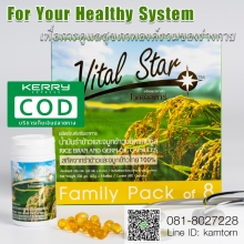 Vital Star Rice Bran and Germ Oil